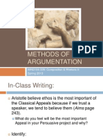 WRD104 Argument & Fallacy