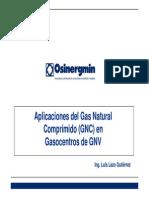 Aplicaciones Del GNC-Osinergmin
