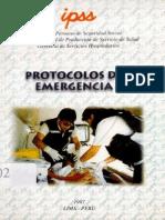 Protocolo Emergencia