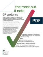 Fitnote Gps Guidance Jan 14