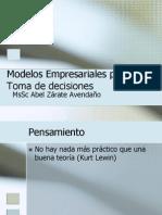 Modelos Empresariales  - Introducción