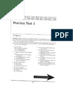 H&H TOEFL Test Assistant-listening(Practice Test)