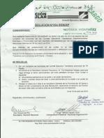 Resolución Nº 004-SGN-AP (Notariada)