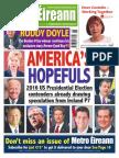 writing sample us presidential hopefuls dalton cox