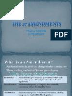 the 27 amendments-thalia ramirez