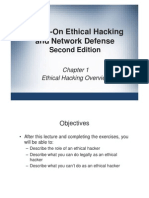 Week 1 Ethical Hacking Overview