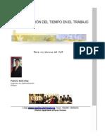 Administración Del Tiempo en El Trabajo (MOP) (1)