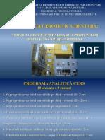 Programa Analitica - PROTEZA TOTALA