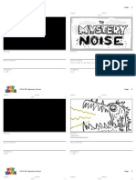 "1019-020 Uncle Grandpa ""Mystery Noise"" Storyboard"