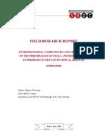 Sample 1 Research Report
