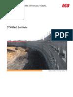 Dsi-usa Dywidag-soil Nails Us