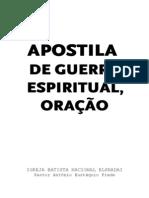 Apostila - Guerra Espiritual (Igreja)