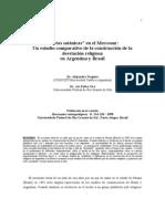 Frigerio Oro Sectas Satanicas Mercosur 1998