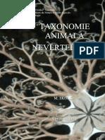 Taxonomie Animala Nevertebrate