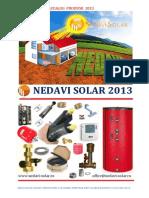 1.Catalog Nedavi Solar - 2013 - Parteneri
