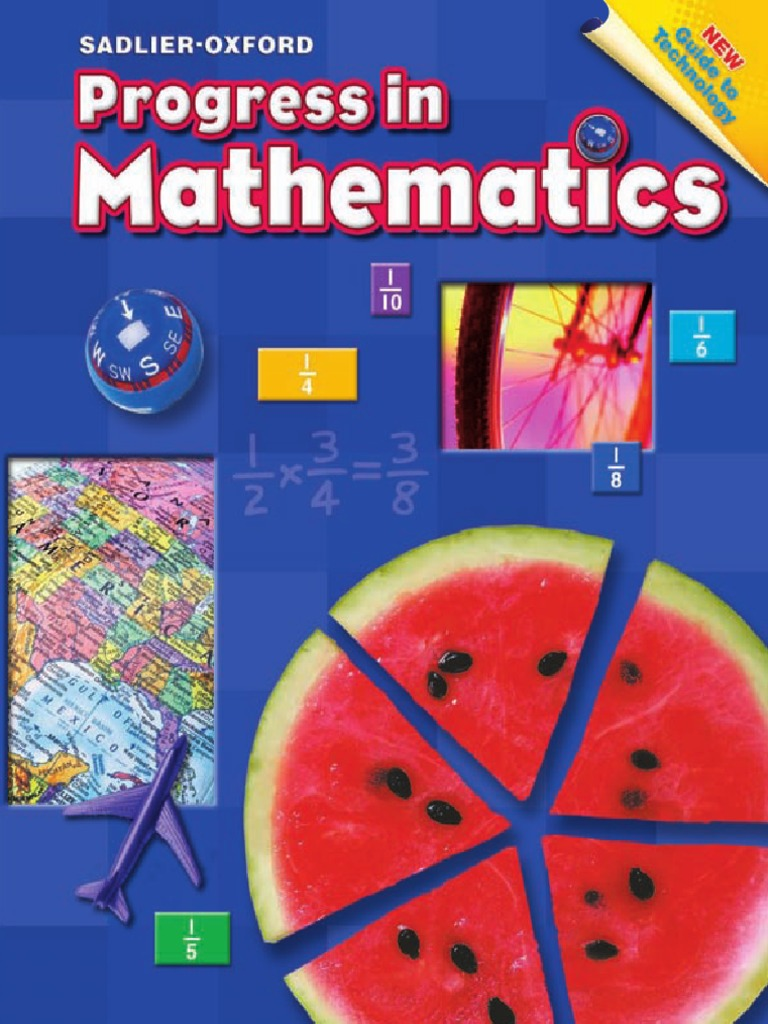 Progress In Mathematics Grade 5 Gallon Fraction Mathematics [ 1024 x 768 Pixel ]