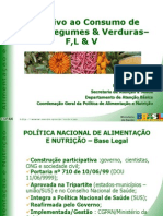 Pol%EDtica de Alimenta%E7%E3o e Nutri%E7%E3o Do Minist%E9rio Da Sa%FAde - Tais Porto Oliveira - CGPAN - MS