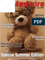 The Medwire Summer 2014 edition
