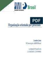 Abpmp Organizacao Orientada a Processos v090908