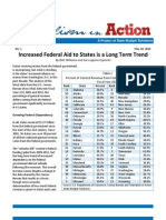 Federalism in Action Federal Aid to States