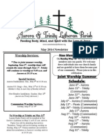 Aurora-Trinity Newsletter May14 Final