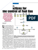 Best Practices for the Control of Fuel Gas