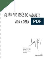 Jesús, Aproximación Histórica. PAGOLA