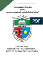 Proyecto de Direccion de Grupo 9a 2014