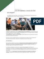 Obras por Impuestos Peru