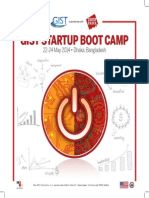 GIST Startup Boot Camp Bangladesh