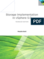 Vmware Storage Implementation