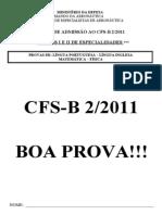 CFS 2-2011