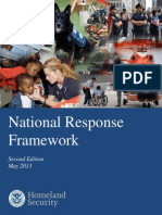 10. National Response Framework
