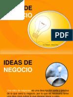 Ideas de Negocios-2011