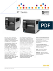 ZT400 Series Data Brochure