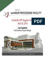 UPF Small Business Presentation