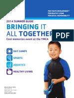 YMCA Summer Program