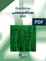 Estadísticas Demográficas 2005.pdf