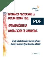 FACTURA ENERGETICA