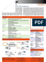 RCMS 2912-4(8)T1E1GE Datasheet Raisecom