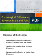 Male and Female Differences.302114415