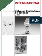 V Lvulas Limitadoras de Pressao Db10