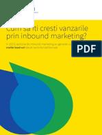 Ghid de Inbound Marketing