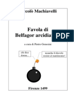 03 MACHIAVELLI Belfagor in Italiano