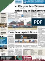 Abilene Reporter News May 10,2014