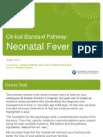 Neonatal Fever Learning Module v1.1