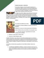 Grandes Religiones y Corrientes