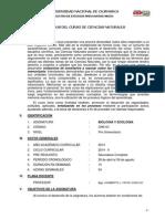 Silabo Ciencias Naturales Cr 2014-2m