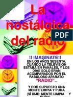 Nostalgia Del Radio