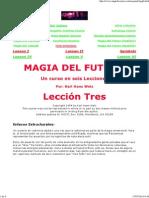 #1 Free Magick Courselec3